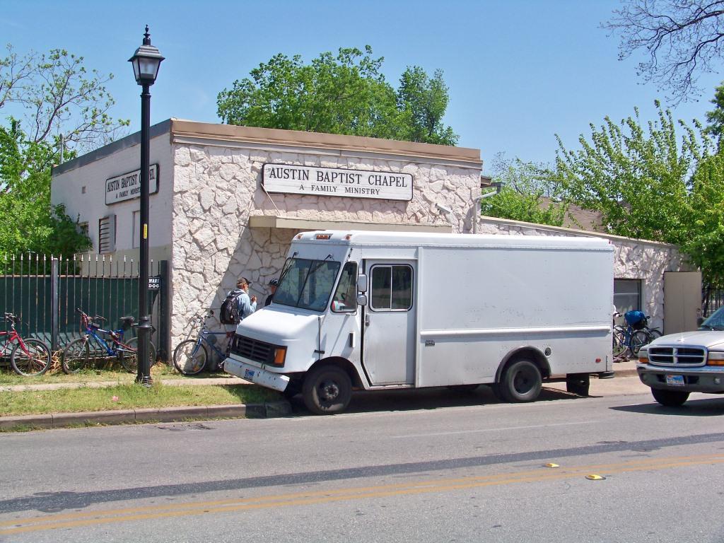 Austin Baptist Chapel Soup Kitchen | Redwood Baptist Church